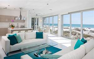 european modern tropical living room tampa by With modern european living room design