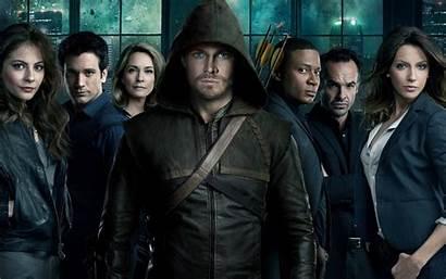 Arrow Tv Shows Wallpapers Series Season Cast