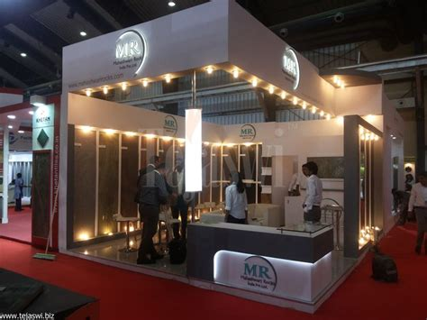 raw space exhibition stand construction trade fair stand