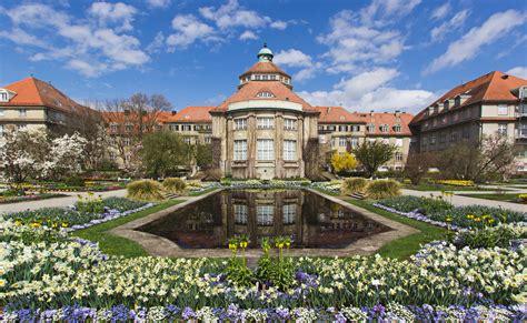 Botanischer Garten München Foto & Bild