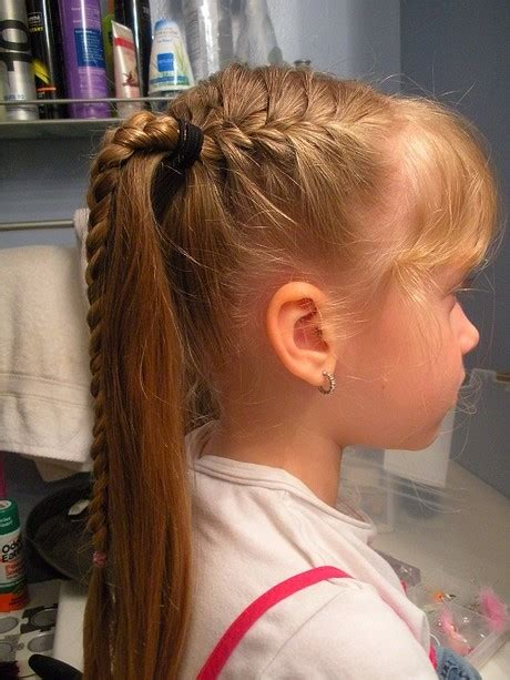 Kid Hairstyles Hair by Different Hairstyles For