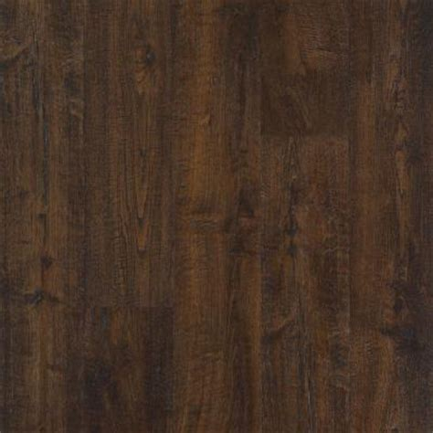 pergo flooring at home depot pergo outlast java scraped oak 10 mm thick x 6 1 8 in wide x 47 1 4 in length laminate