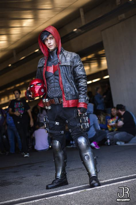 cosplay hood nycc