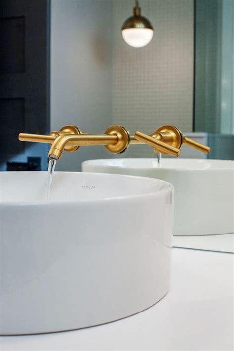 kohler purist  vibrant moderne brushed gold powder