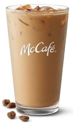 I have tried to make iced coffee before but it never tasted like my favorite from dunkin donuts! Caffeine in McDonalds Iced Coffee