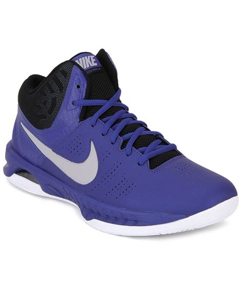Nike Air Visi Pro Vi Blue Sports Shoes Price in India- Buy ...