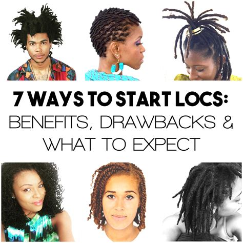 7 Methods To Start Locs Drawbacks & What To Expect