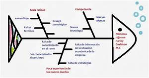 Blog De Auditoria 5a Equipo Coral  Diagrama De Espina De Pescado
