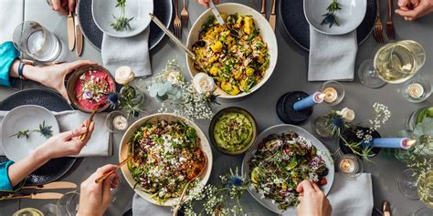 Dinner Party Food Trends For 2017
