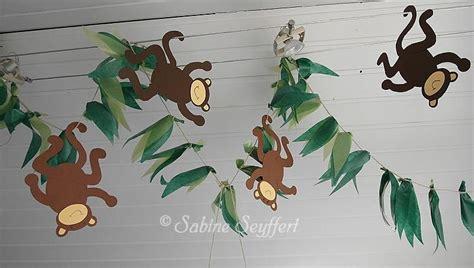Kinderzimmer Deko Urwald by Dschungelparty Deko M 246 Nchr 246 Den Jungle Baby
