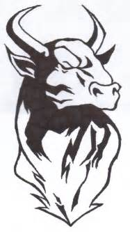 bull tattoos - Bull Design