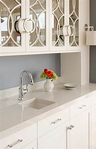 is this silestone lagoon thank you With kitchen colors with white cabinets with cobalt blue glass candle holders