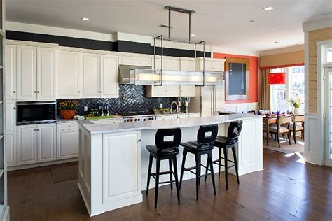 Westchester Magazine's American Dream Home kitchen