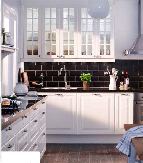 carrelage noir et blanc cuisine cuisine carrelage noir et blanc