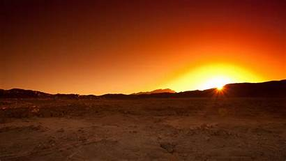 Sahara Sunset Desktop Desert Wallpapers Travel Mubin