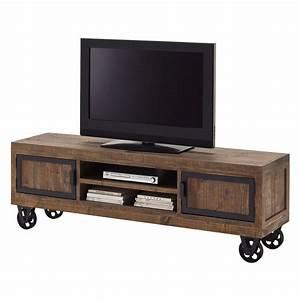 Tv Lowboard Massiv : tv lowboard firlo iii kiefer massiv home24 ~ Eleganceandgraceweddings.com Haus und Dekorationen