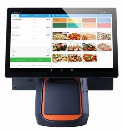 Pos Terminal Touchscreen Display Customer Facing Screen