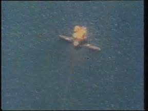 Sinking Of Hms Sheffield by Hms Sheffield Hit By Exocet Missile Youtube