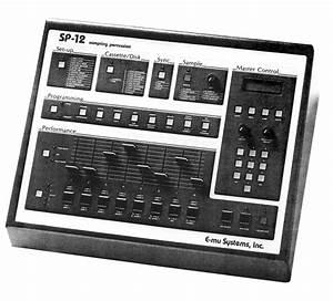Sp-12 Manuals