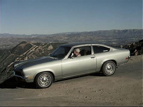 """Imcdborg 1971 Chevrolet Vega Hatchback Coupe In """"the"""