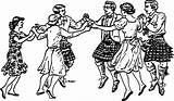 Ceilidh Scottish Dance Country Clipart Irish Dancing Dancer Folk Drawing Classes Duncanrig Clip Dancers Coloring Ceilidhs Christmas Cliparts Library Every sketch template