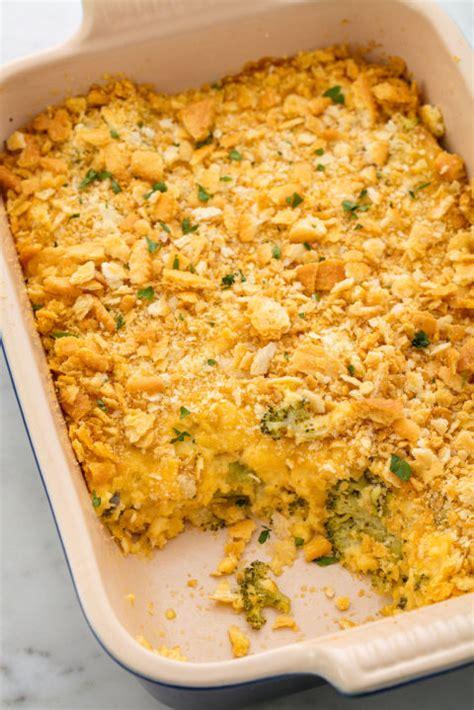 easy broccoli casserole easy broccoli cheese casserole recipe how to make cheesy broccoli casserole