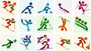 18 For Winter Olympic Sports Icons Images - Winter Olympic ...