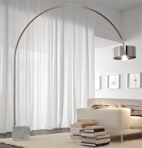 lighting great arc floor l for living room decor with