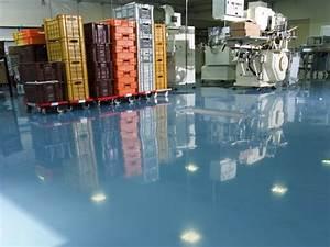 Resine Sol Garage : peinture epoxy sol revepoxy arcane industries ~ Dode.kayakingforconservation.com Idées de Décoration