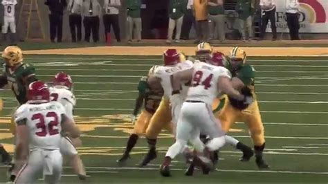 carson wentz north dakota state football qb