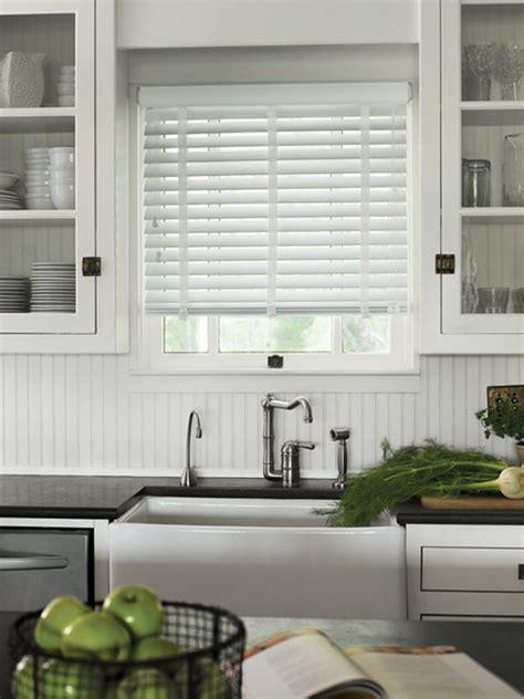 Four Modern Kitchen Window Treatment Ideas  Dining Room