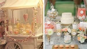 Bar A Bonbon Mariage : 50 id es d co pour un mariage romantique mariage chic ~ Melissatoandfro.com Idées de Décoration