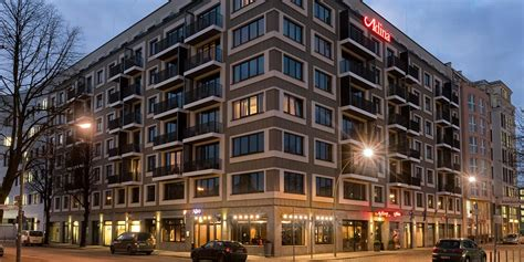 Adina Apartment Hotel Berlin Mitte  Official Site For