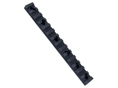 rail picatinny universal mounting hardware polymer ergo xtreme service loading