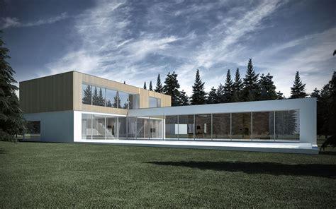 Minimalist House : Architecture. Famous Minimalist Architects Design
