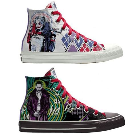 High Top by Converse Custom Chuck Squad High Top Shoes