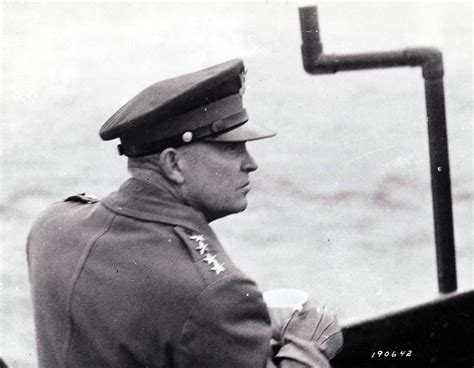 General Dwight D. Eisenhower Supreme Allied Commander