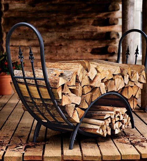 wood holder for inside fireplace how to choose the indoor firewood holder tips 1940