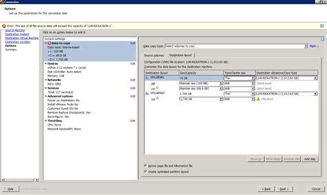 vmware vmdk converter shrink workstation reduce maximum owner info vm using virtual wizard convert imgur detailed steps