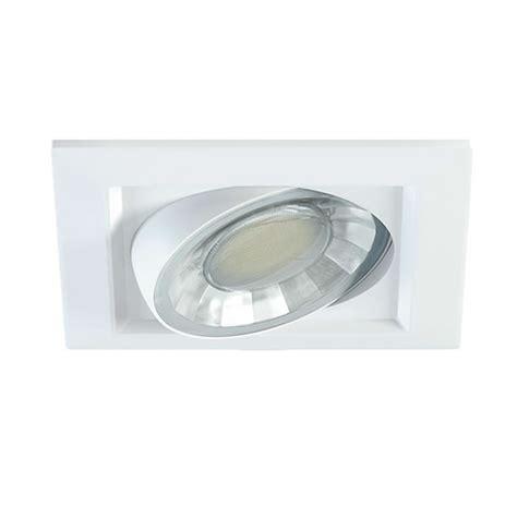 spot led encastrable plafond orientable spot led encastrable et orientable carre compac spot led pour plafond