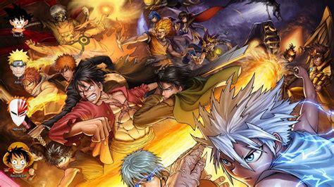 Anime Theme Wallpaper - crossover anime theme for windows 10 8 7