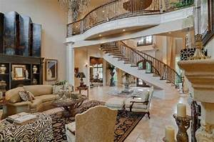 15,000 Square Foot Mansion In The Governor's Club In ...
