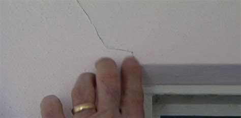 kitchen countertops concrete do cracks in walls indicate a structural problem today