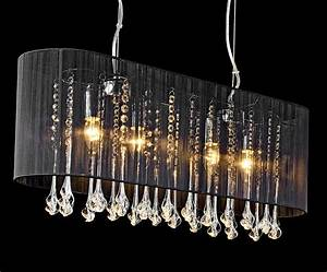 Pendant lighting long cord : Shaded long pendant chandelier by made with love designs
