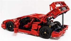 Lego Technic Ferrari : jorge pesi is one of the best technic model builders around and his ferrari f40 does not ~ Maxctalentgroup.com Avis de Voitures