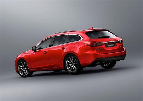 Mazda 6 Kombi 2020 by 2017 Mazda6 Priced From 21 945 In The Us Autoevolution