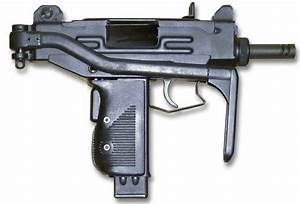 Machines for War: UZI / Mini UZI / Micro UZI submachine gun