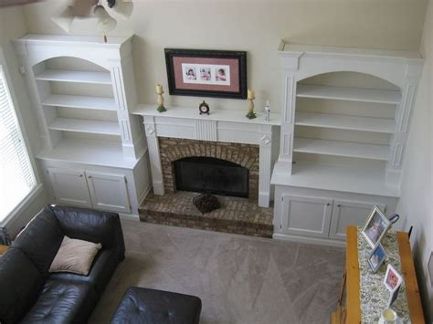 built in bookcases around fireplace 10 best images about built in bookshelves around fireplace