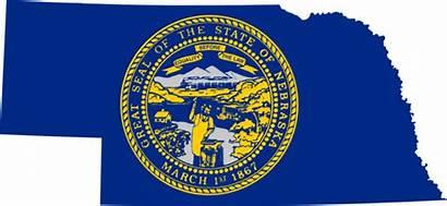 Flag Nebraska Map Svg Upside Down Wikimedia