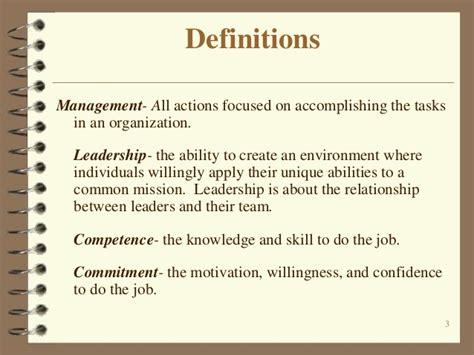 effective leadership  management  challenge